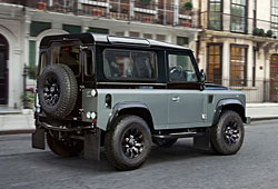 Land Rover Defender Autobiography Limited