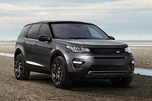 Land Rover Discovery Sport Black-Design-Paket