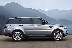 Range Rover Sport - Modelljahr 2017
