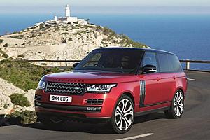 Range Rover SV Autobiography Dynamic - Außenansicht