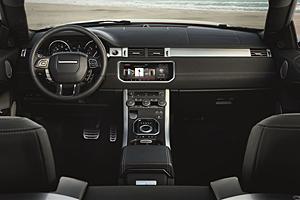 Range Rover Evoque Cabriolet - Cockpit