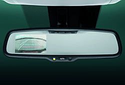 Lexus CT 200h Selection - Innenspiegel mit Rückfahrmonitor