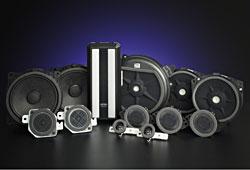 Lexus IS - Soundsystem mit 835 Watt Leistung und 15 Lautsprechern