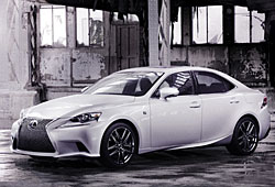 Lexus IS F-Sport