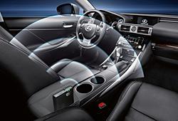 Lexus Hotsport-WLAN-System übers Zubehörprogramm erhältlich