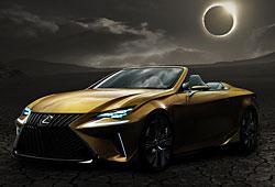 Lexus LF-C2 - Frontansicht