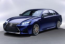 Lexus GS F - Frontansicht