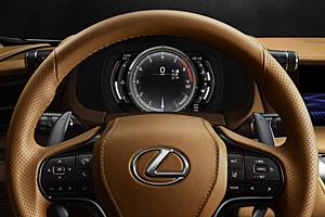 Lexus LC 500 - Cockpit