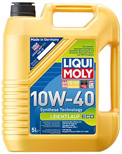 Liqui Moly Leichtlaulöl Eco 10W-40
