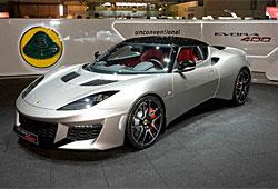 Lotus Evora 400 bei der Vorstellung in Genf