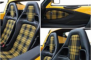Lotus Elise Sport - Tartan Trim