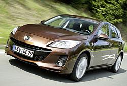 Mazda 3 modellgepflegt