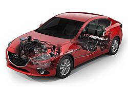 Mazda 3 CNG