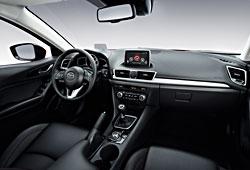 Mazda 3 - Cockpit
