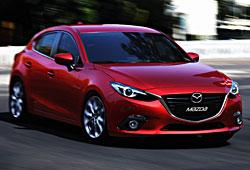 Mazda 3 - Frontansicht