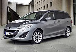 Mazda 6 Seitenansicht