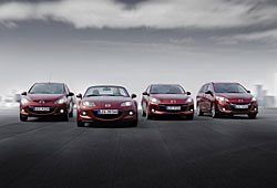 Mazda Kenko-Sondermodelle