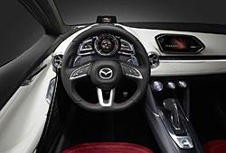 Mazda Hazumi - Cockpit