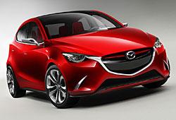Mazda Hazumi - Frontansicht