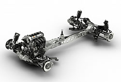 Mazda NX-5 Chassis