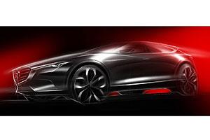 Mazda Koeru - Studie