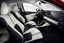 Mazda 2 - Innenraum