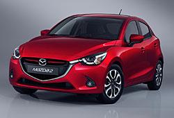 Mazda 2 - Frontansicht