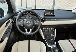 Mazda 2 - Interieur White Edition