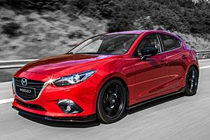 Mazda 3 - Black Limited