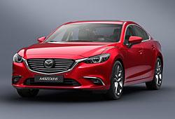 Mazda 6 - Jahrgang 2015