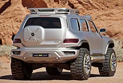 Mercedes Ener--G-Force