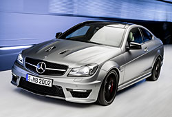 Mercedes C63 AMG Edition 507 Frontansicht
