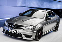 Mercedes C 63  AMG Edition 507 - Frontansicht