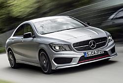 Mercedes CLA 250 Sport - Frontansicht