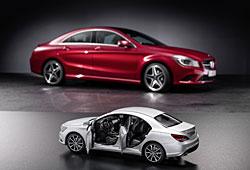 Mercedes CLA-Modell