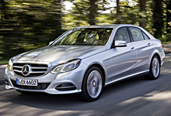 Mercedes E 220 Blue Tec Blue Efficiency Edition - Seitenansicht