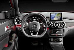 Mercedes B-Klasse AMG-Line - Interieur