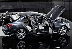 Mercedes C-Klasse Limousine - Modellauto
