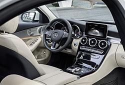 Mercedes C-Klasse - Innenraumansicht - Ausstattung Avantgard