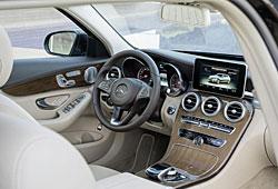 Mercedes C-Klasse T-Modell - Innenraum