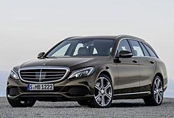 Mercedes C-Klasse T-Modell - Frontansicht