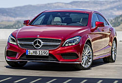 Mercedes CLS 500 4Matic