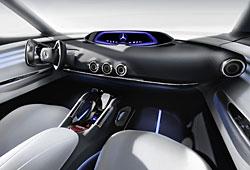 Mercedes G-Code - Interieur