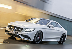 Mercedes S63 AMG 4Matic Coupe