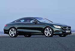 Mercedes S-Klasse Coupe