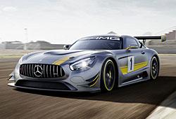 Mercedes-AMG GT3 - Auf der Rennstrecke