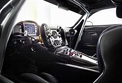 Mercedes-AMG GT3 - Cockpit