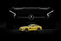 Mercedes-AMG GT  - Maßstab 1:18