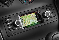 Mercedes Citan - Sonderausstattung Navigationssystem