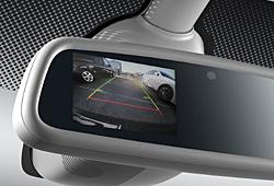 Mercedes Citan - Sonderausstattung Rückfahrkamera